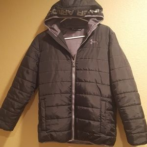 Under Armour Quilted Jacket with hood
